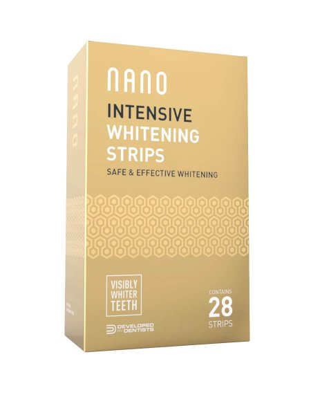 whitewash nano Intensive Whitening Strips