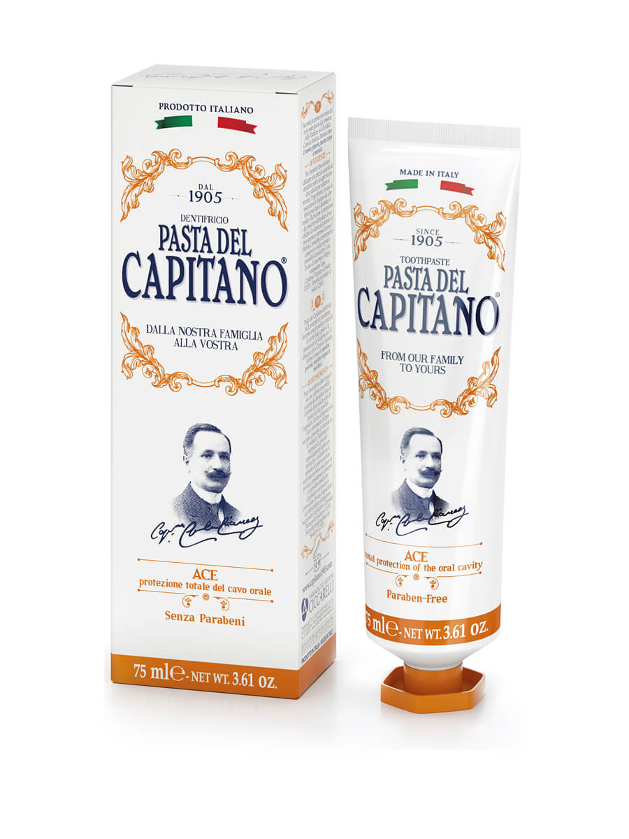 Pasta del Capitano ACE Zahnpasta