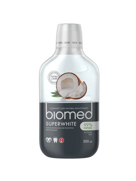 biomed Superwhite Mundspülung