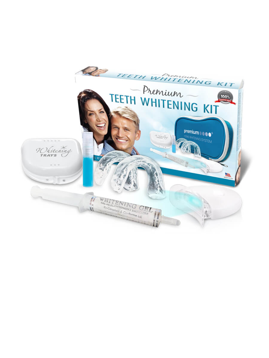 Beaming White™ Premium Teeth Whitening Kit