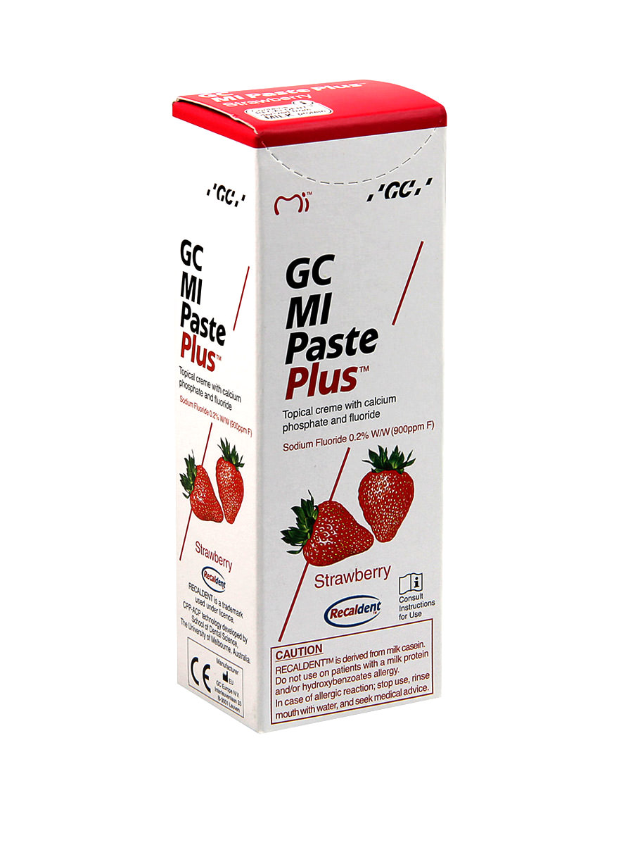 GC MI Paste Strawberry