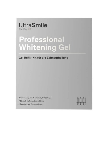 Ultrasmile Whitening Gel