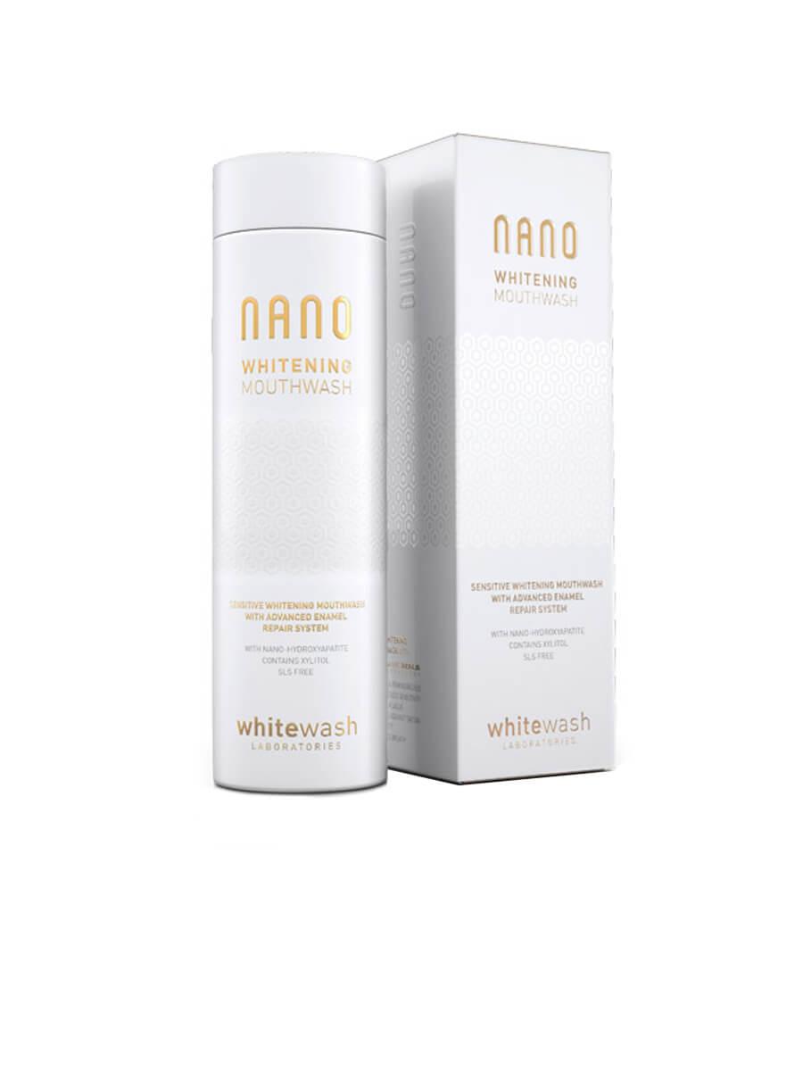 WhiteWash Nano Whitening Mouthwash