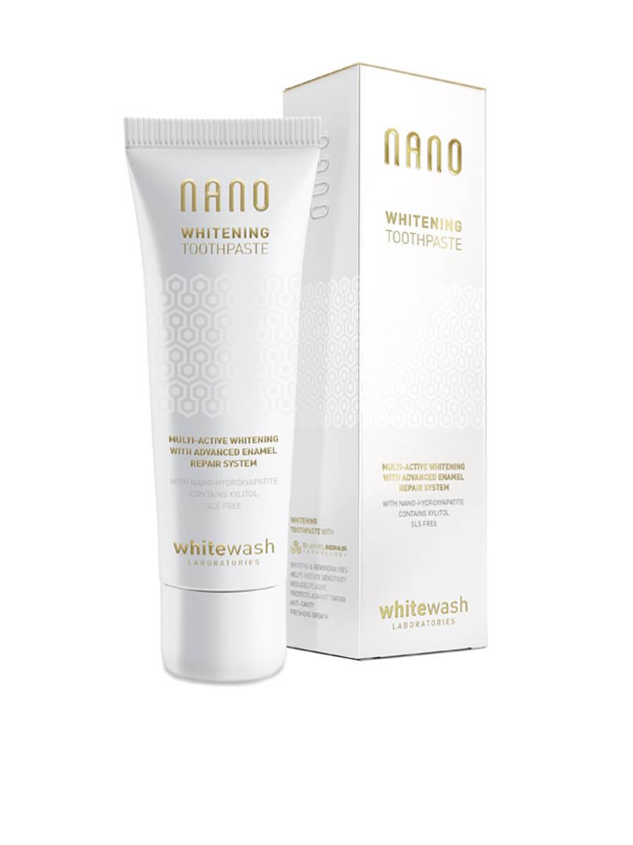 WhiteWash Nano Whitening Zahnpasta
