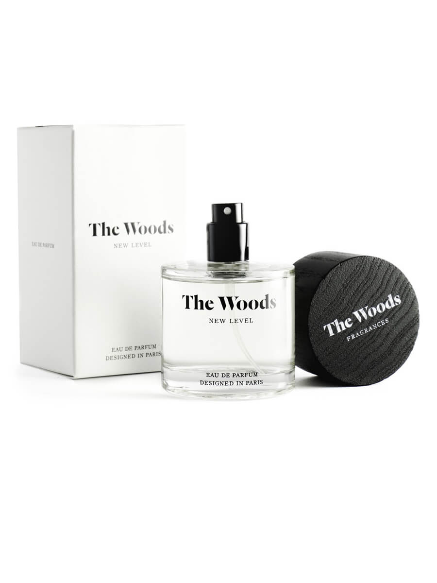 Bklyn Soap Company The Woods New Level Perfume