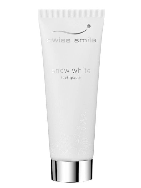 swiss smile snow white Whitening Zahncreme