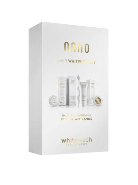 WhiteWash Nano Daily Whitening Maintenance Kit