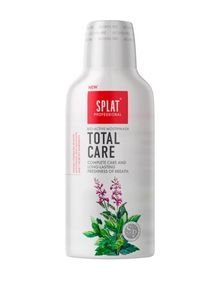 SPLAT Total Care Mundspülung