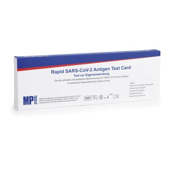 MP Rapid SARS-CoV-2 Antigen-Schnelltest
