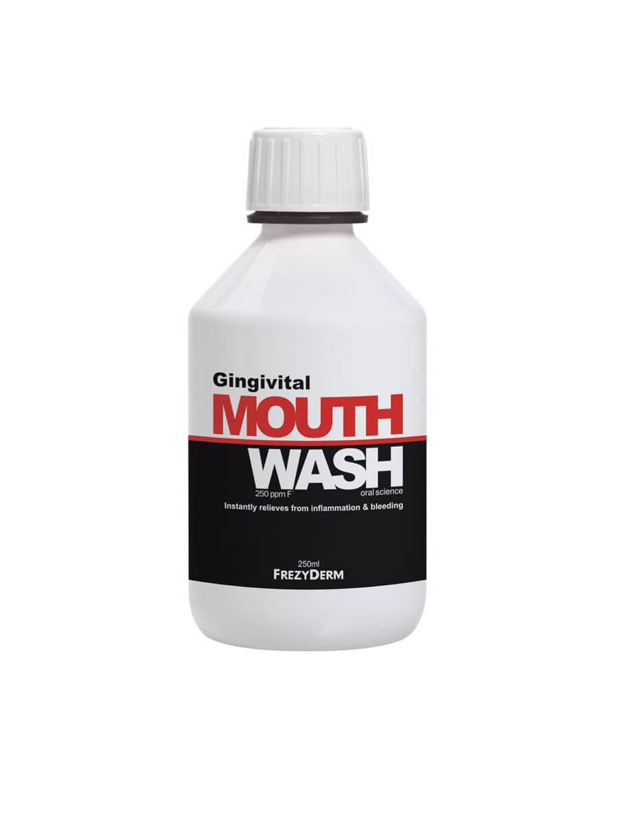 FREZYDERM Gingivital Mundspülung gegen Zahnfleischentzündung