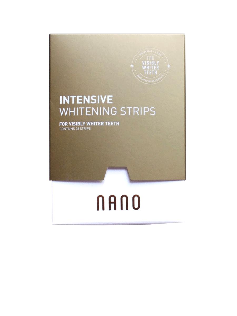 whitewash nano Intensive Whitening Strips
