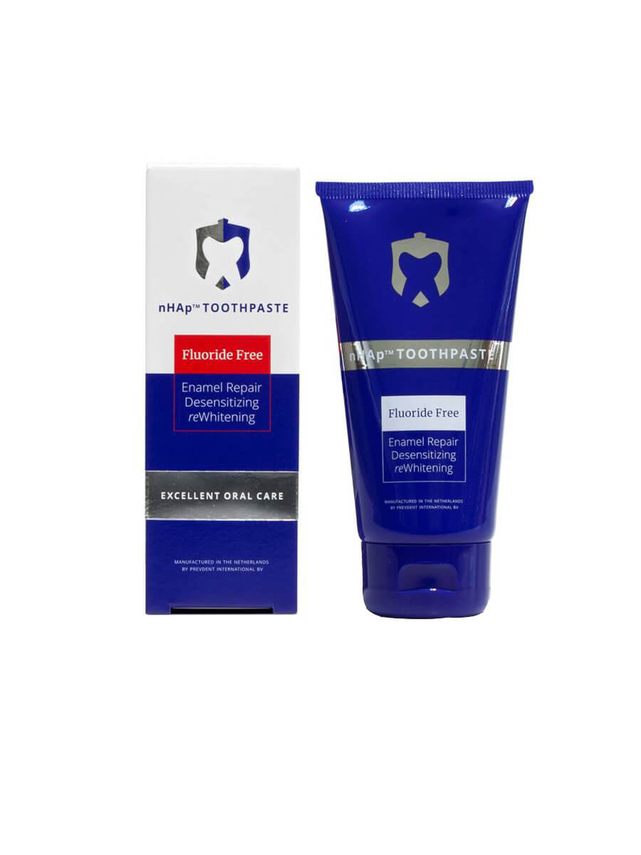 2 x PREVDENT Re-Whitening and Enamel Repair Toothpaste