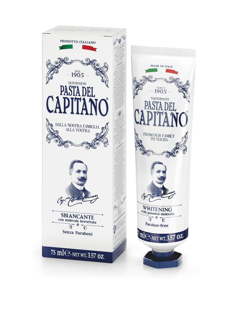 Pasta del Capitano 1905 Whitening