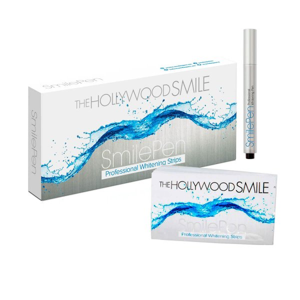 SmilePen Professional Whitening Strips