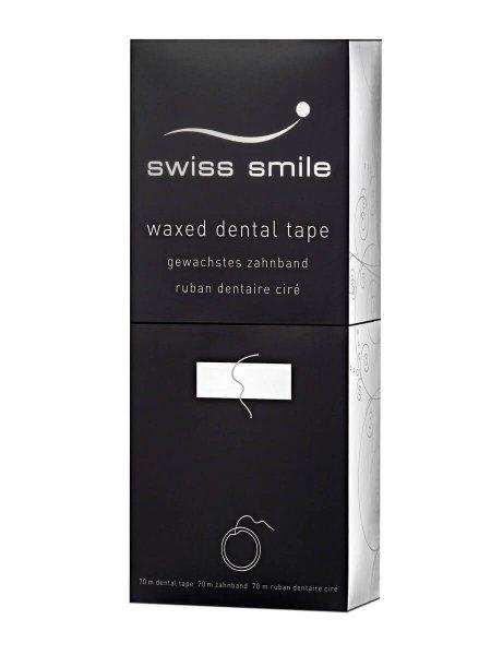 swiss smile gewachste Zahnseide
