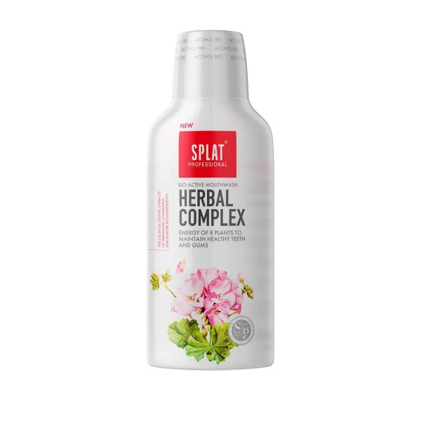 SPLAT Professional Herbal Complex Mundspülung