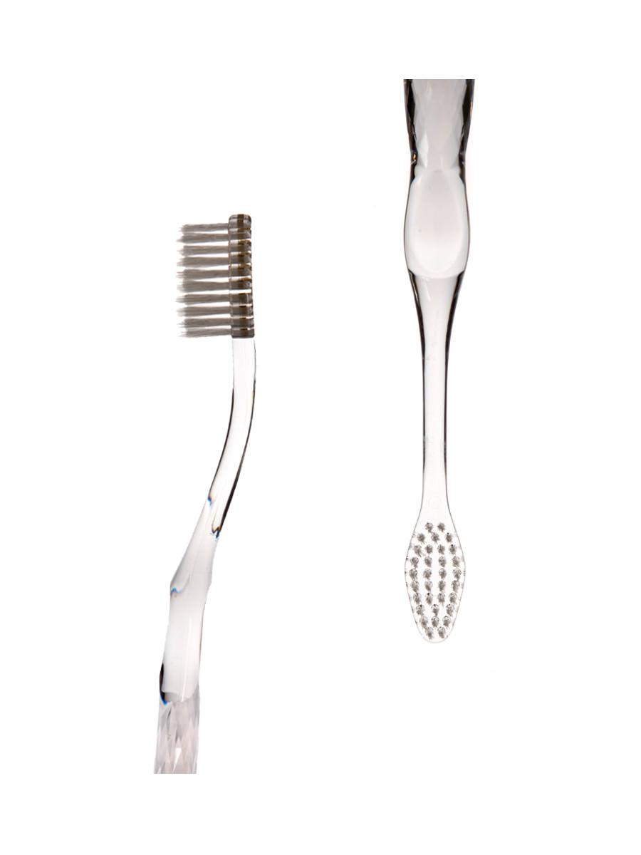 NANO B crystal/ silber Zahnbürste