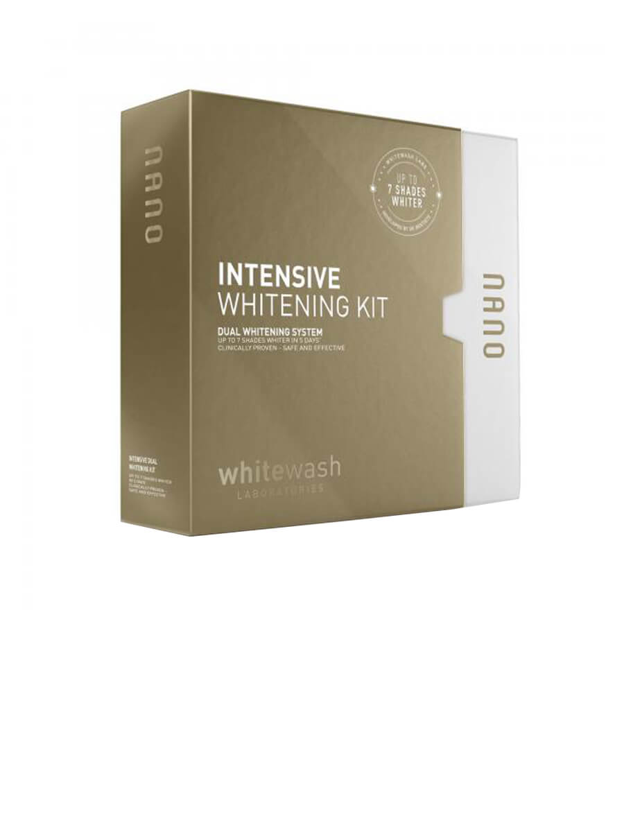 whitewash nano Intensive Whitening Kit