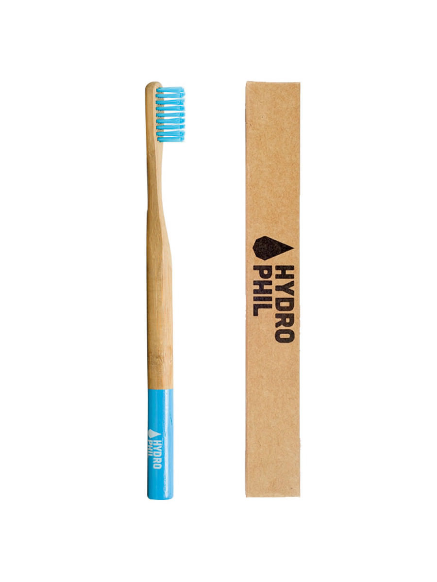 Hydrophil suistanable toothbrush BLUE soft