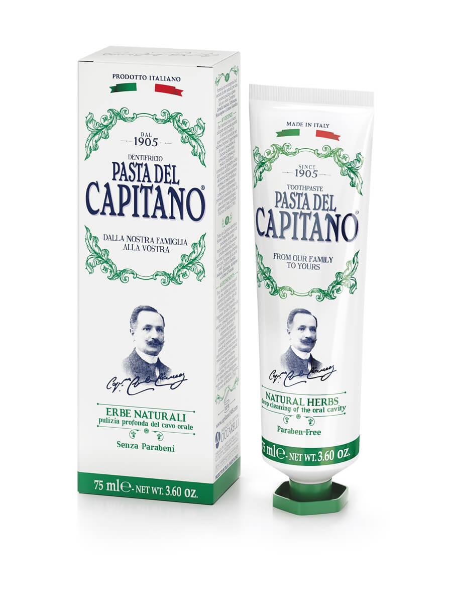 Pasta del Capitano 1905 Natural Herbs