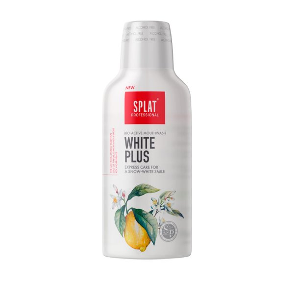 Splat White Plus Mouthwash