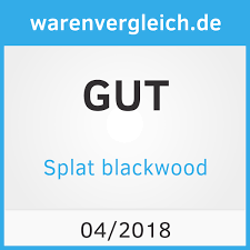 Test Splat Backwood Warenvergleich