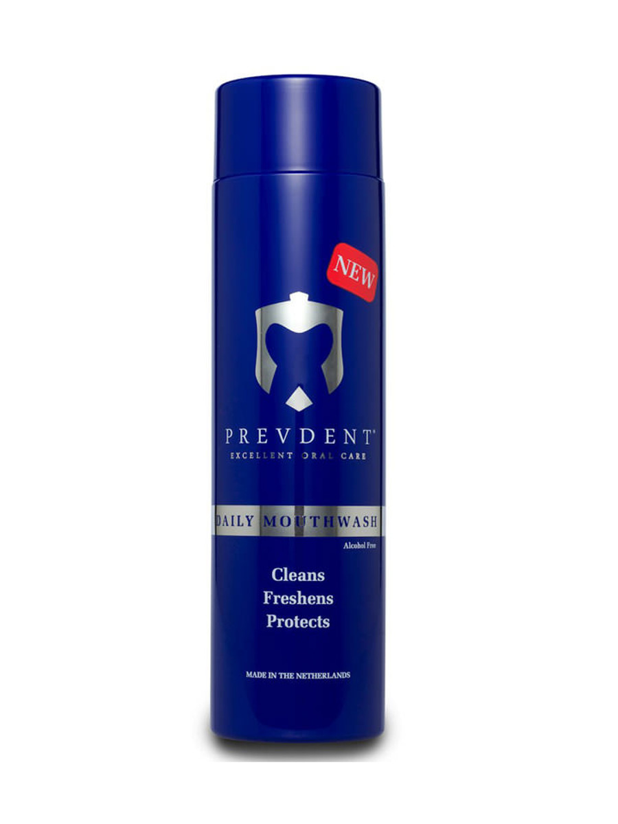 PREVDENT alcohol free Daily Mouthwash