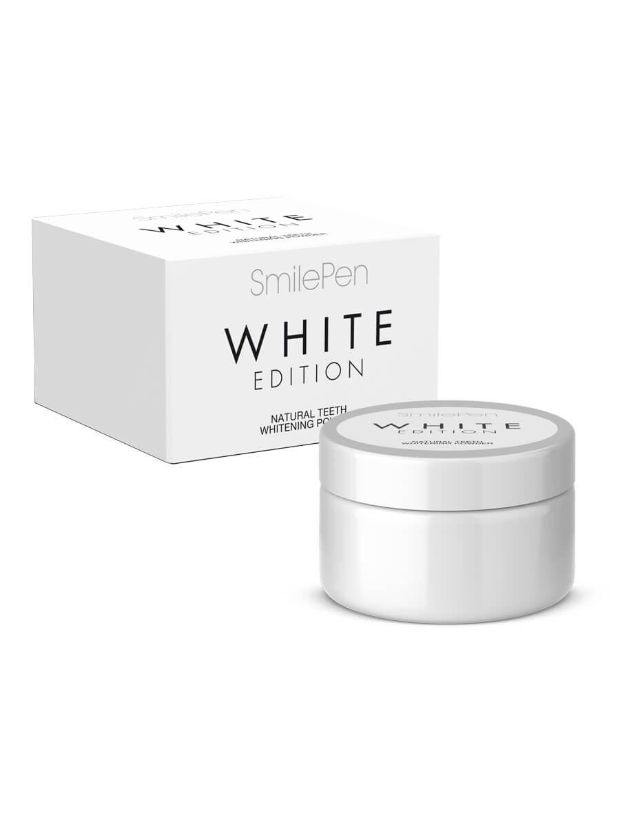 SmilePen White Edition Zahnaufhellungspulver