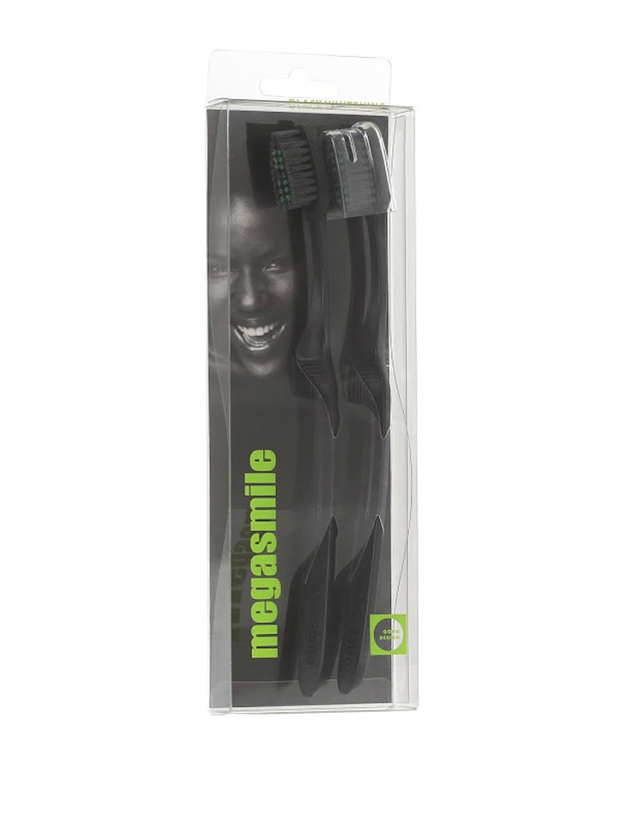 Megasmile Ö.36 Black Whitening toothbrush