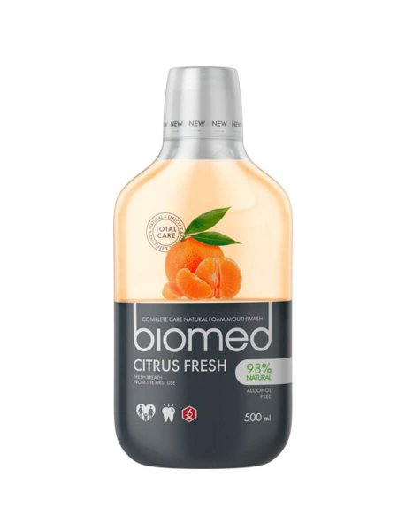 biomed Citrus Fresh Mundspülung